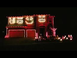 Naperville Halloween House A Youtube by Mer Enn 25 Bra Ideer Om Halloween Light Show På Pinterest
