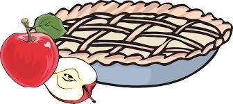 Slice Apple Pie Clipart