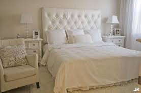 Skyline White Tufted Headboard by Captivating White Tufted Headboard With King Diamond Tufted