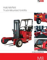 Hiab Moffett Truck-Mounted Forklifts - PDF Moffett M5 Truck Mounted Forklift Hiab 2008 Manac 45 X 102quot Flatbed Moffett Trailer Spencerville In Fork Lifts Nz Trucks Limited Truck Mounted Forklift Deliveries Burden Transport Agent Service Parts Ireland Tss Ltd Concept Cargotec Holding Pdf Catalogue Light In Opperation At Depot Stock Photo Forklifts Uk Home Facebook 4 Factors To Consider When Buying A