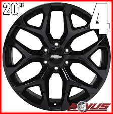 100 Oem Chevy Truck Wheels 4NEW 2015 20 GMC YUKON SIERRA DENALI CHEVY TAHOE WHEELS GLOSS