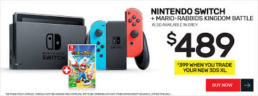Nintendo Switch Hardware Bundle