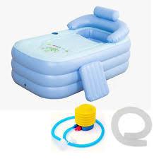 Portable Bathtub For Adults Uk by Inflatable Bath Ebay