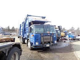 100 Atlantic Trucking Crescio Autocar ACX McNeilus Series Fron