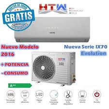 SPLIT 3000 FRIGORIAS INVERTER COVENTRY CLIMARTEX Instalacion Y