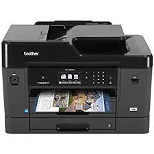 Brother Printer MFCJ6930DW Wireless Color With Scanner Copier Fax Amazon Dash Replenishment
