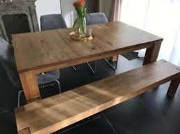 tisch und bank in tisch stuhl sets günstig kaufen ebay