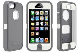 OtterBox Defender Hard Case w Holster Belt Clip For iPhone 5 ly