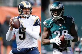 DeMarco Murray for Nick Foles trade would make sense for the