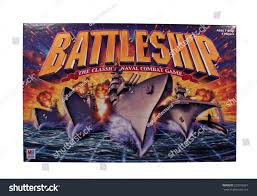 River Fallswisconsinnovember 92014 Battleship Board Game Stock Photo 229209361