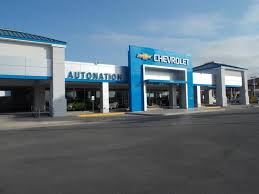 AutoNation Chevrolet North Richland Hills car dealership in North