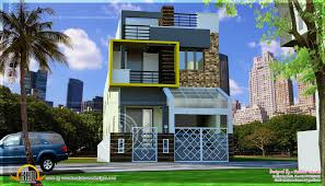 Modern Luxury South Indian Style House - Kerala Home Design And ... Floor Plan Modern Single Home Indian House Plans Ultra Designs Exterior Design Interior Best Gallery Ideas Terrific In India Images Idea Home Design Style Houses Emejing New Awesome With Elevations Pictures Decorating Gorgeous Ado Luxury South Style House Kerala And Designbup Dma Mornhomedesign October 2012