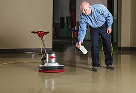 Burnishing Floors After Waxing by Floor Maintenance Process Guide Norton Abrasives