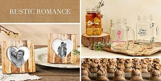 Stunning Rustic Wedding Party Favors Contemporary