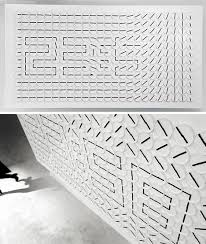 A Million Times Clock Wall Is Moving Art Installation
