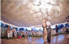 décoration de mariage avec du tulle décoration de mariage