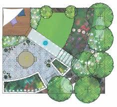 medium garden plan 500—455 Home Pinterest