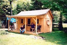 12x16 Shed Plans Material List by 12 U0027 X 16 U0027 Shed With Porch Pool House Plans P81216 Free