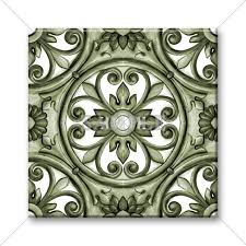 Accent Tiles For Kitchen Backsplash Unique Ceramic Accent Tile Green Decorative Italian Tile Design Backsplash Tile Kitchen Tile Bathroom Tile Coaster Set Trivet 4x4 Or 6x6