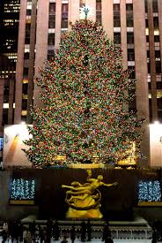 Rockefeller Christmas Tree Lighting 2014 by Nyc Nyc Rockefeller Center Lights The Iconic Christmas Tree