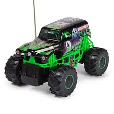 Машина р/у New Bright Monster Jam - Grave Digger / Max D 1:24 в ... New Bright Monster Jam Radio Control And Ndash Grave Digger Remote Truck G V Rc Car Jams Amazoncom 124 Colors May Vary Gizmo Toy 18 Rc Ff Pro Scorpion 128v Battery Rb Grave Digger 115 Scalefreaky Review All Chrome Scale Mega Blast Trucks Triangle By Youtube 1530 Pops Toys New Bright Big For Monster Extreme Industrial Co