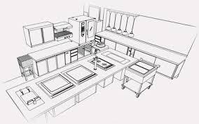 plan cuisine collective grande cuisine merenchole grenoble équipement de cuisines
