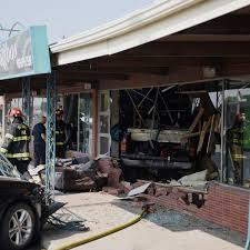 100 Semi Truck Tattoos 2 Injured When Pickup Crashes Into Heights Tattoo Parlor