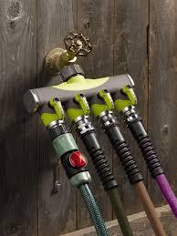 Decorative Hose Bib Extender by Hose Splitter 4 Way Tap Adapter For Garden Hoses Gardeners Com