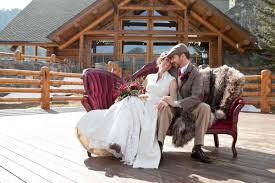 These Gorgeous Rustic Winter Wedding Ideas Are Sent Over From Colorado In The US