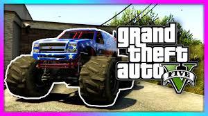 100 Gta 4 Monster Truck Cheat GTA 5 Xbox One Liberator Spawn Location 100 Spawn GTA V Xbox One