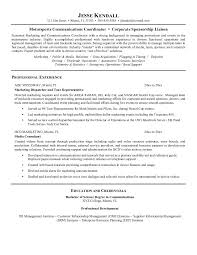 sle sport resume college coordinator resume sle sle resume education program coordinator