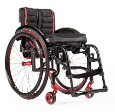Quickie In The Bathroom by Quickie Neon Folding Wheelchair Sunrise Medical