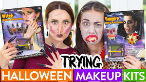 Nerdy Nummies Halloween by Trying 5 Halloween Makeup Ft Miranda Sings U2013 Womans Health With