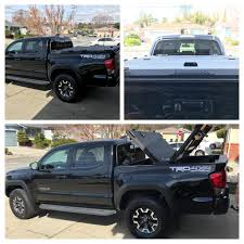 A Heavy Duty Truck Bed Cover On A Toyota Tacoma | A DiamondB… | Flickr Fit 052015 Toyota Tacoma 5ft Short Bed Trifold Soft Tonneau 16 17 Tacoma Truck 5 Ft Bak G2 Bakflip 2426 Hard Folding Lock Roll Up Cover For Toyota Ft Truck Bed Size Mersnproforumco Bak Industries 11426 Fibermax 052018 Nissan Frontier Revolver X2 39507 Amazoncom Xmate Works With 2005 Buying Guide Install Bakflip Hard Tonneau Cover 2014 Toyota Tacoma Bak26407 Undcover Se Covers 96