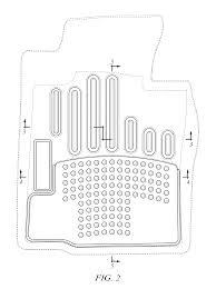 Cabelas Husky Floor Mats by Patent Usd656875 Vehicle Floor Tray Google Patents