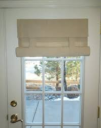 French Door Treatments Ideas by French Door Panels Window Treatments Window Treatment Ideas For