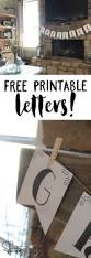 Printable Individual Scrabble Tiles by Best 25 Printable Letters Ideas On Pinterest Printable Letters