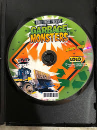 100 Totally Trucks Garbage Monsters DVD 2011 For Sale Online EBay