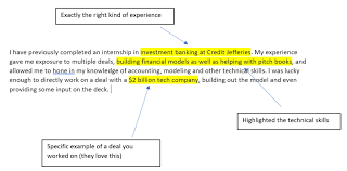 Investment Banking Cover Letter Template What Youre Doing Wrong