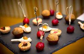 what does canape beyond the breakfast creative canapés and evening snacks your