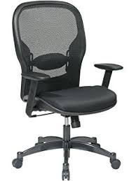 Office Chair 300 Lb Capacity by Amazon Com Office Factor Ergonomic Back Lumbar Support Executive