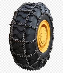 Tread Car Snow Chains Snow Tire - Snow Chains Png Download - 703 ...