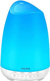 keyzone diffuser luftbefeuchter ultraschall ultra leise