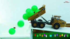 Learn Colors With Balls And Excavator, Truck, D… | Merry Christmas ... Garbage Trucks Teaching Colors Learning Basic Colours Video For Dump Truck Wikipedia Truck Pictures For Kids Free Download Best Youtube Toy Tonka Spartan Shelcore Toysrus Sweet 3yearold Idolizes City Garbage Men He Really Makes My Day L Bruder Mack Granite Unboxing And Garbage Truck Videos Kids Preschool Kindergarten Alphabet With Cartoon Car Garage Factory