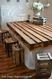 Stunning Diy Pallet Seats 40 Creative Furniture DIY Ideas And Projects Large Version