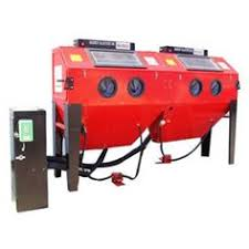 Bead Blast Cabinet Vacuum by Used Sandblasting Equipment For Sale Hst 1212w Used Sandblasting