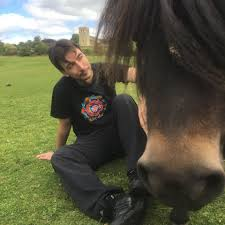 Image May Contain 1 Person Horse And Outdoor