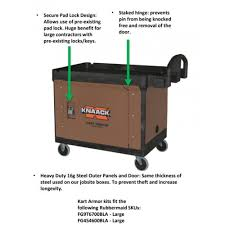 Knaack Cart Armour Security Paneling For Rubbermaid Carts Rubbermaid 1172 Actionpacker Storage Box 24 Gallon Amazonca Home Truck Bed Under Photo And Media 634 In H X 9 W 183 D 30204770e Trucks Design Fg449600bla Convertible Truck Tool Storage Ideas The New Way Decor Some Nice Deluxe Carry Caddy Online Coat Rack Pictures Modern Twin Sheet Panel Aframe Wcp Solutions Facility Supplies Guide Whosale