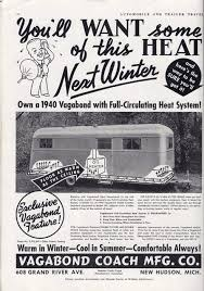 1940 Elcar Ttmag Vagabond Trailer Travel