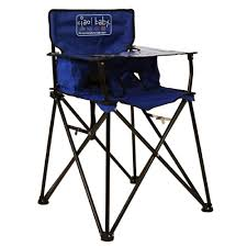 100 Travel High Chair Ciao Ciao Baby Ciao Baby Portable In Blue At The Paper Store